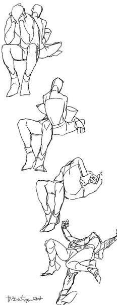 Spideypool Deadpool x Spiderman Drawing Body Poses, Body Reference Drawing, Drawing Reference Poses, Anatomy Reference, Anatomy Sketches, Anatomy Drawing, Anatomy Art, Art Sketches, Poses References