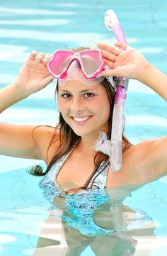 Printing Pattern Shape Printing Ideas Useful Thailand, Sea Diving, Daily Bikini, Scuba Girl, Snorkelling, Beach Pool, Models, Bikini Babes, Water Sports