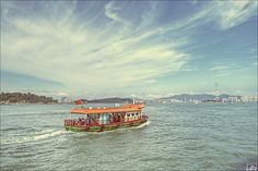 Ferry, Xiamen, China, by baseman79 on FLickr