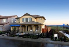 Colina Plan 1 Model Home | by SheaHomesNoCal