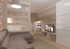 Фотографии [64908]: Однокомнатная квартира, Гатчина от дизайнера Екатерина Ненашева | Идеи для ремонта
