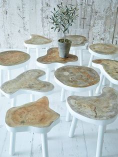 >>>Cheap Sale OFF! >>>Visit>> 11 pictures of crazy cool uses for tree stumps outdoor furniture outdoor living repurposing upcycling woodworking projects Photo via Nordic House Upcycled Furniture, Furniture Projects, Wood Furniture, Wood Projects, Living Room Furniture, Furniture Design, Outdoor Furniture, House Furniture, Carpentry Projects