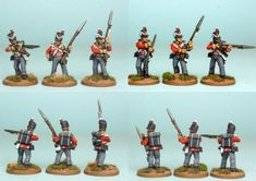 Military Figures, Figure Painting, Empire, Product Launch, British, Miniatures, Gallery, Minis, French