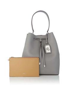 Lauren Ralph Lauren Dryden Debby Bucket Handbag - House of Fraser 2ce23b220caab