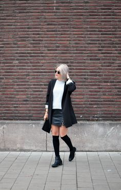 anoukmeetsfashion: OUTFIT | SCANDINAVIAN UNIFORM