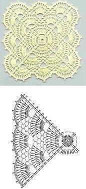 Dia 20 - Los mejores Patrones de crochet, ganchillo y gratis Enero2015