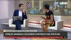 Especialista em Segurança Pública Jaqueline Muniz fala sobre Intervenção Federal no Rio   Globo News - YouTube
