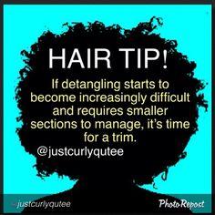 Hair care Ideas : by via - All about hair - hair Natural Hair Care Tips, Curly Hair Tips, Natural Hair Growth, Curly Hair Styles, Natural Hair Styles, 4c Hair, Hair Cut, Natural Hair Shampoo, Natural Haircare