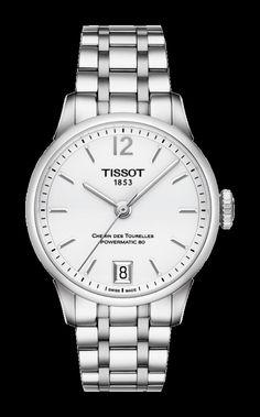 Official Tissot Website - Watches - T-Classic - TISSOT CHEMIN DES TOURELLES - T0992071103700