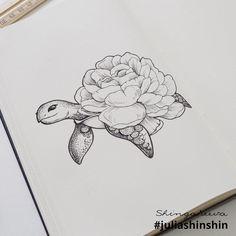 I Create Intricate Drawings Of Animals Embedded With Their N.- I Create Intricate Drawings Of Animals Embedded With Their Natural Habitats Encontre o tatuador e a inspiração perfeita para fazer sua tattoo. Cool Art Drawings, Pencil Art Drawings, Art Drawings Sketches, Easy Drawings, Tattoo Sketches, Drawing Ideas, Drawing Tips, Art Illustrations, Flower Sketches