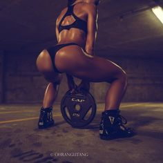 mikeohrangutang: Morning workout @nataliabernal_ by an @ohrangutang H&M @luigichamorro ;) (at OHRANGUTANG'S JUNGLE)