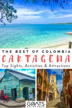 Whether youre plann Whether youre planning a honeymoon or a just a romantic getaway Cartagena is an awesome choice for your next vacation. Heres how to experience the best of Colombia Trip To Colombia, Colombia Travel, South America Destinations, South America Travel, Columbia South America, Backpacking South America, Ecuador, Places To Travel, Travel Destinations