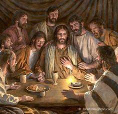 The Last Supper by Jon McNaughton