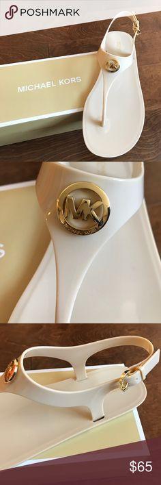 Michael kors beige nude sandals Brand new pair of sandals with box . MICHAEL Michael Kors Shoes Sandals