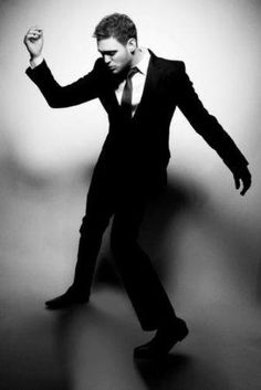 Michael Buble poster Metal Sign Wall Art 8in x 12in