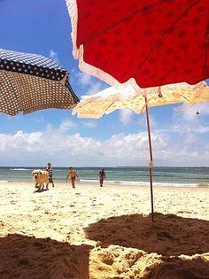 I <3 Beach Umbrellas