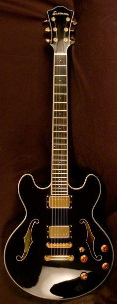Eastman T185MX Black