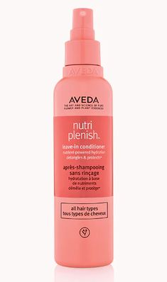 """Lightweight leave-in conditioning spray hydrates and replenishes hair for 72 hours while detangling and protecting from thermal styling up to 450° F. Naturally derived UV filter helps protect hair from the drying effects of the sun. Winner of the 2020 Glamour Beauty Awards for the """"Best Pro Leave-In Treatment""""."""
