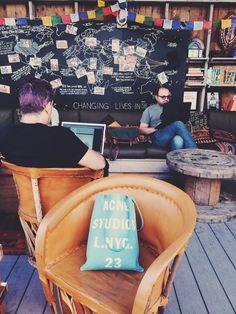 Toms, Venice, LA. #acne  almaholst.tumblr.com