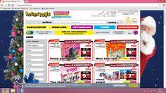 homepage van de Intertoys