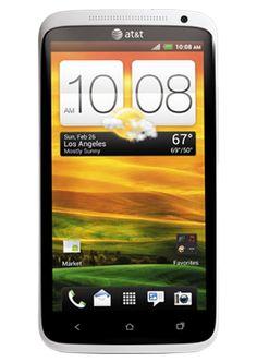 HTC One X. Beautiful phone. Drool.