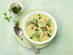 Hat das Zeug zum Evergreen: Erbsen, Spargel, Meerrettich und gebratener Zitronenlachs geben den feinen Ton an.