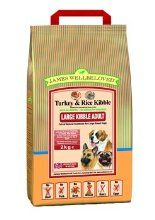 James Wellbeloved and Co James Wellbeloved Dry Dog Food Large Breed Adult Turkey and Rice Kibble 15kg from James Wellbeloved and Co - Just Dog Food - £44.52 http://www.justdogfood.com/james-wellbeloved-and-co-james-wellbeloved-dry-dog-food-large-breed-adult-turkey-and-rice-kibble-15kg/