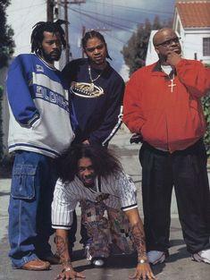 Amen Break, Look Hip Hop, Hip Hop And R&b, 90s Hip Hop, Hip Hop Rap, 2000s Fashion, Hip Hop Fashion, Goodie Mob, 00s Mode