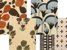 katie thebes fabric - Google Search