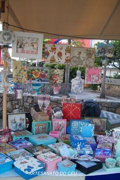 Feira de Artesanato Circuito Rio EcoSol - Méier - dias 08 e 09 de novembro