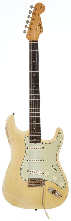1959 Fender Mary Kaye Stratocaster Blonde