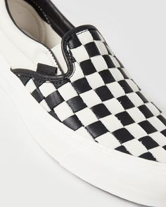 8de2cac4e1 OG Classic Slip On LX Woven Leather