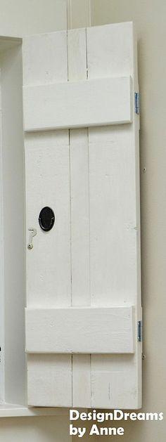 $10 DIY Indoor Shutters :: Hometalk