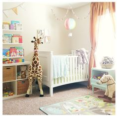 The perfect baby room