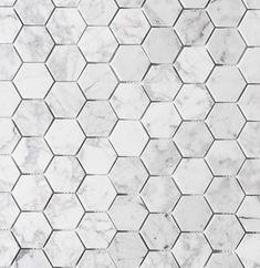 Carrara Hexagon 5X5