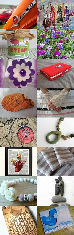 Natural nature and . . .  by Coyawo on Etsy--Pinned with TreasuryPin.com