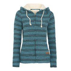 Otrera Full Zip Hoody Inca Knit Weird Fish, Full Zip Hoodie, Size 12, Hoody, Knitting, Sweaters, Clothes, Link, Women