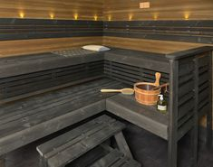 saunan lauteet | kuvagalleriat verus lauteet verus lauteet edellinen kuvat 10 25 ... Sauna Design, Spa Rooms, Bathroom, Outdoor Decor, Kindergarten, House, Urban, Drink, Building