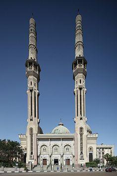 Al-Nour Mosque, Cairo, Egypt