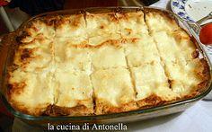 LA CUCINA DI ANTONELLA: Lasagne al radicchio rosso di Treviso