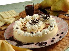 IN CUCINA CON MARY: Semifreddo al cioccolato bianco