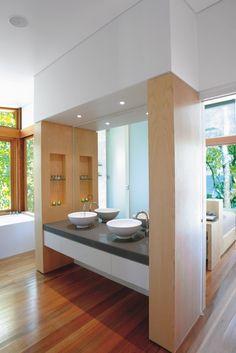 BED - Pavilion Bathroom