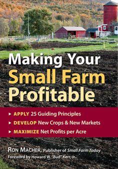 Making Small Farm Profitable Cover