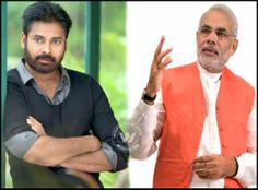 Tollywood actor and Jana Sena Party chief Pawan Kalyan has sought for Bharatiya Janata Party Prime Ministerial candidate Narendra Modi's app...