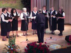 Ladies singing group