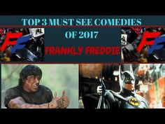 Your cup of coffee and this video on my channel. Let's go! Frankly Freddie`s Top Three Must See Upcoming Comedies of 2017 https://youtube.com/watch?v=sWMlaTQChx0