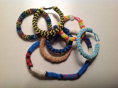 How to make a Rainbow Loom Nautique Bracelet design