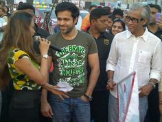 Emraan Hashmi salutes the women at Lavasa Women's Drive 2012 and says that women r smarter than men!