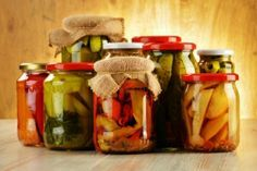 Eat More Cultured and Fermented Foods If You Want to Be Smart, Slim and Healthy Chutney, Carmel Recipe, Anti Oxidant Foods, Cuisine Diverse, Fermented Foods, Some Recipe, Pickles, Good Food, Food And Drink