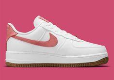 Nike Air Force 1 Low Catechu CZ0269-101 | SneakerNews.com Nike Air Force 1, Sneaker Release, Onitsuka Tiger, Silhouette, Jordan 3, Air Max 90, Nike Sportswear, Asics, Converse